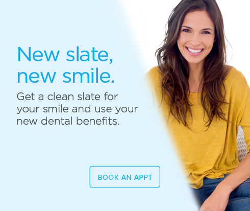 Fullerton Dental Group - New Year, New Dental Benefits